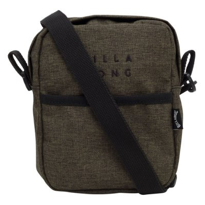 Shoulder Bag Billabong Essential Verde Escuro