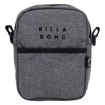 Shoulder Bag Billabong Essential Cinza Mescla