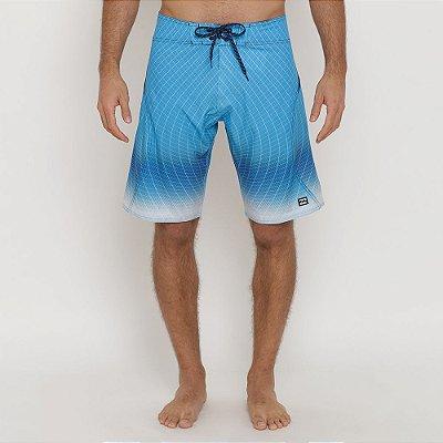 Bermuda Billabong Boardshort Fluid Pro Masculina Azul