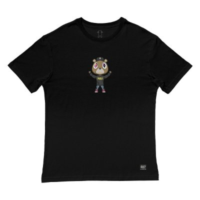 Camiseta Grizzly Touch The Sky Tee Masculina Preto