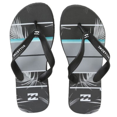 85758f3573f0a Chinelo Billabong Spinner Preto