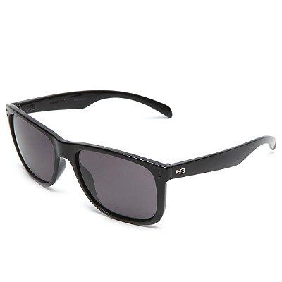 Óculos de Sol HB Ozzie Gloss Black l Gray