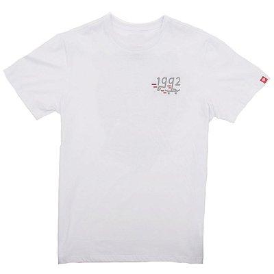Camiseta Element Push Branca