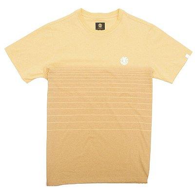 Camiseta Element Gradient Amarela
