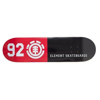Shape Element 92 8.375 Preto/Vermelho