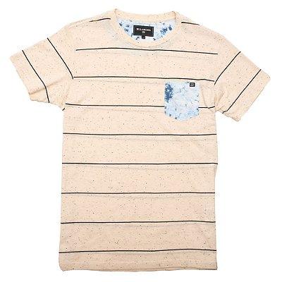 Camiseta Billabong TeamWave II Off White