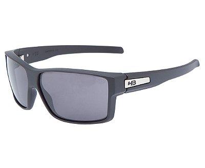 Óculos de Sol HB Big Vert Matte Black | Gray