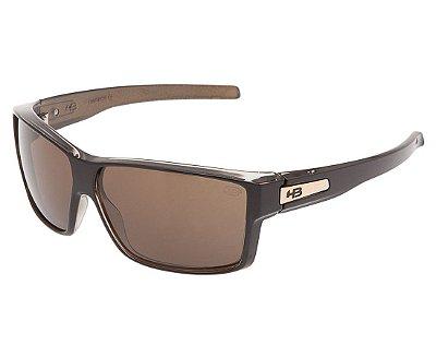 Óculos de Sol HB Big Vert Black Gold | Brown