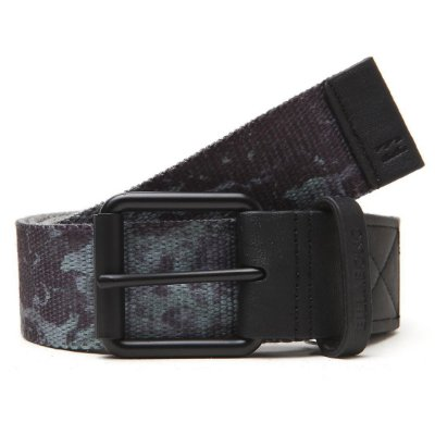 Cinto Billabong Washed Out Preto