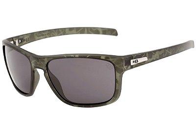 Óculos de Sol HB Thruster Matte Olive Military | Gray