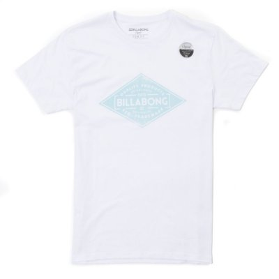 Camiseta Billabong Supply Branca