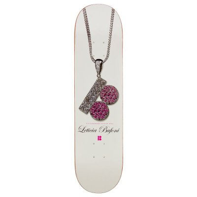 Shape Plan B Maple Pro Model Leticia Bufoni Necklace 7.75