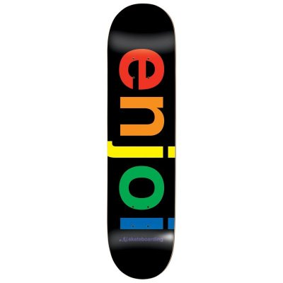Shape Enjoi Spectrum Black 7.75