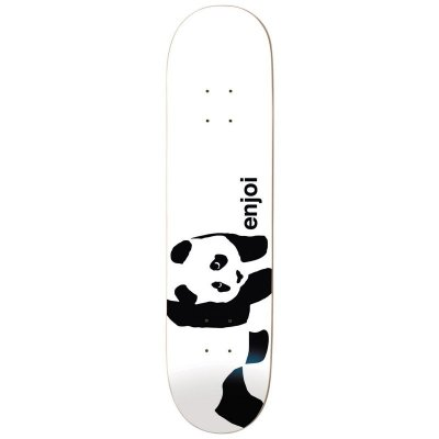Shape Enjoi Whitey Panda White 8.0