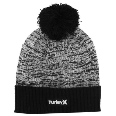 Multiplace Gorro Hurley One Only Preto Cinza 4632610cee8