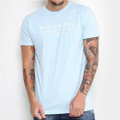 Camiseta Billabong Unity Azul Claro