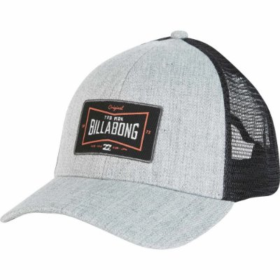 Boné Billabong Snap Walled Truck C Cinza Claro