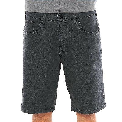 Bermuda Hurley Jeans Garcez Preta