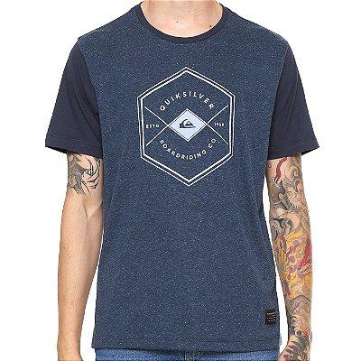 8e57cf4fc4dcd Camiseta Quiksilver Reverso Surfo Azul - Radical Place - Loja ...