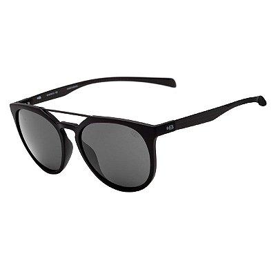 Óculos de Sol HB Burnie Matte Black Carbon Fiber  Gray