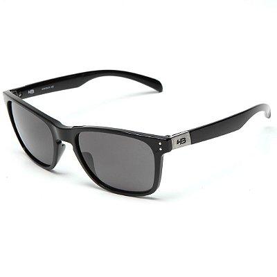 Óculos de Sol HB Gipps II Gloss Black | Gray