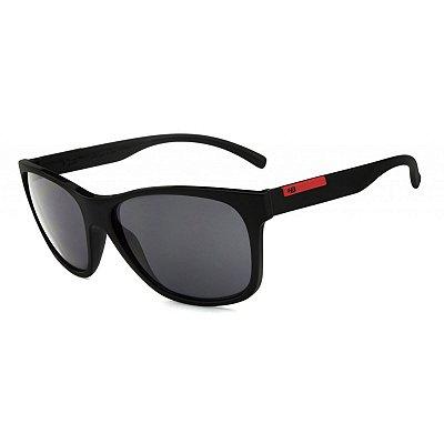 f1a7eb168d49c Óculos de Sol HB Underground Gloss Black   D. Red