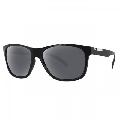 Óculos de Sol HB Underground Matte Black | Gray