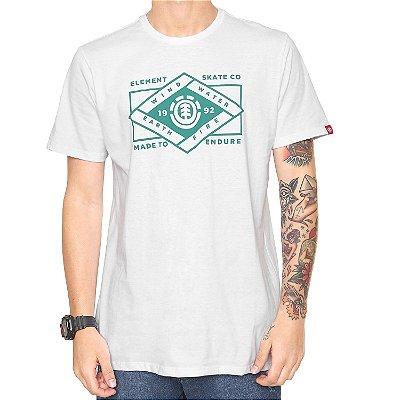 Camiseta Element Stamina Branca