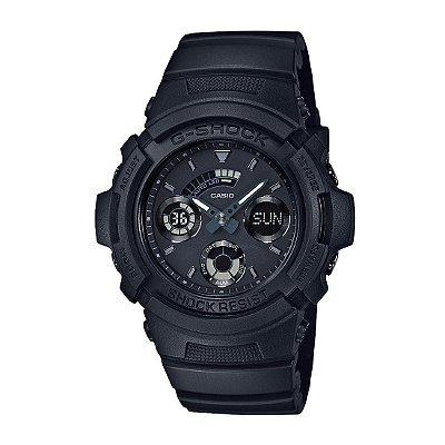 Relógio G-Shock AW-591BB-1ADR Preto