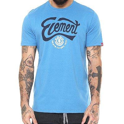 Camiseta Element Walder Azul