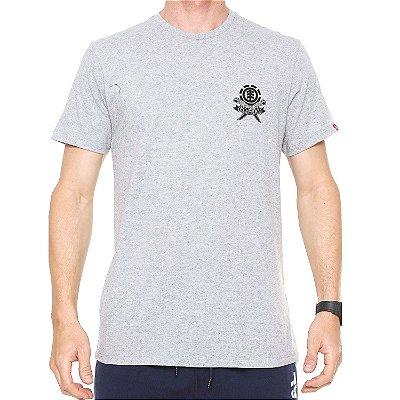 Camiseta Element Carve Cinza