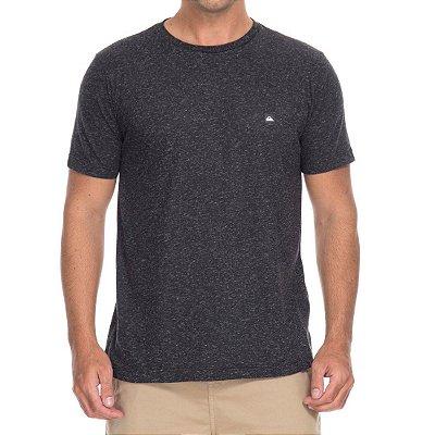 Camiseta Quiksilver Especial Supertransfer Preta
