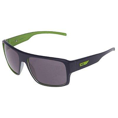 Óculos de Sol HB RedBack Matte Steel Blue On Green | Gray