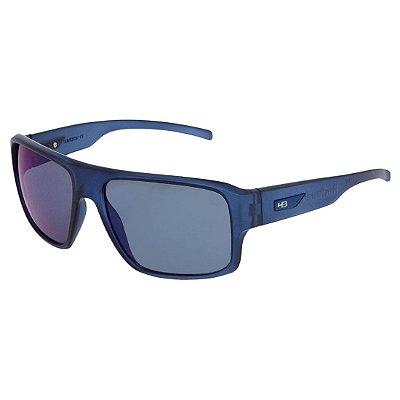 Óculos de Sol HB RedBack Matte Ultramarine | Blue Chrome