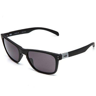Óculos de Sol HB Gipps II Matte Black I Gray