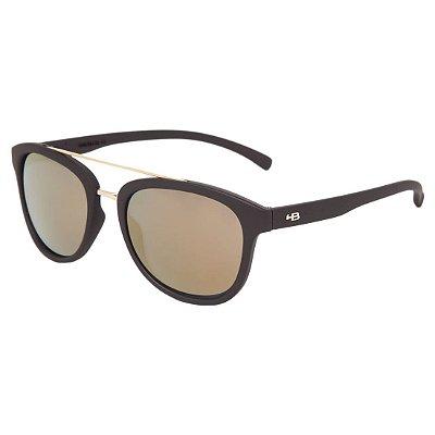 Óculos de Sol HB Moomba Matte Black   Gold Chrome 1d7f027a85