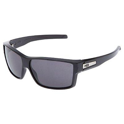 Óculos de Sol HB Big Vert Gloss Black | Gray