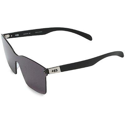Óculos de Sol HB Nevermind Mask Matte Black | Gray