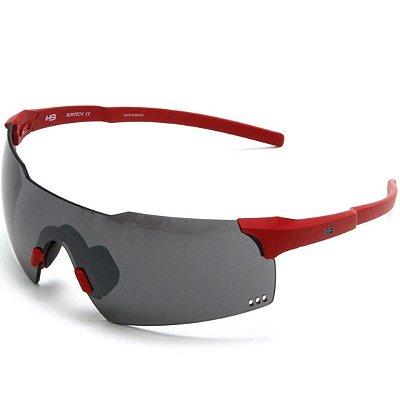 Óculos de Sol HB Quad V Matte Fire | Silver
