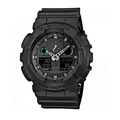 Relógio G-Shock GA-100MB-1ADR Preto