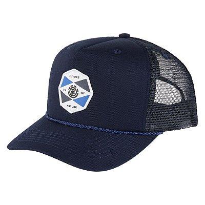 Boné Element Snap Emblem II Truck C Azul Marinho