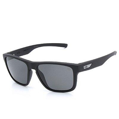 Óculos de Sol HB H-Bomb Matte Black | Gray Polarized