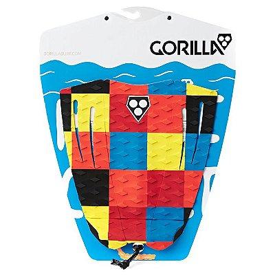 Deck Gorilla Mojo Colour Squares Colorido