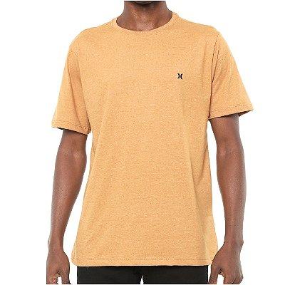 Camiseta Hurley Silk Incon Caqui