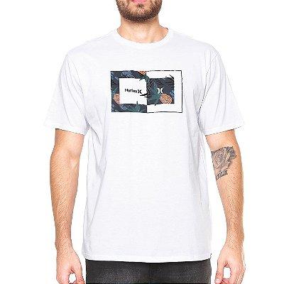 Camiseta Hurley Silk Sweet Day Branca