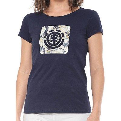 Blusa Element Oasis Marinho