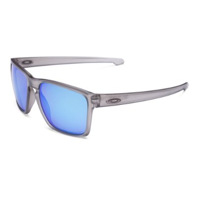 Óculos de Sol Oakley Sliver XL Matte Grey Ink W/ Sapphire Iridium Polarized