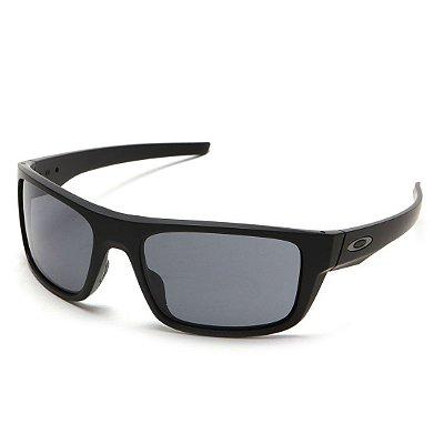 Óculos de Sol Oakley Drop Point Matte Black W/ Grey
