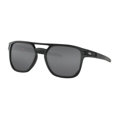 Óculos de Sol Oakley Latch Beta Matte Black W/ Prizm Black Polarized