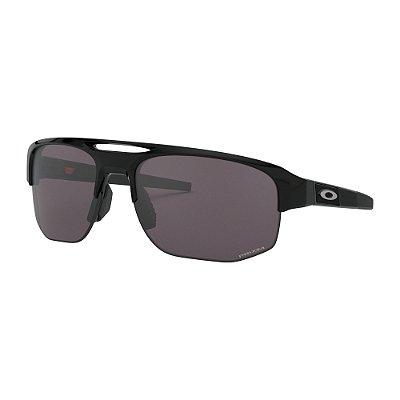 Óculos de Sol Oakley Mercenary Polished Black W/ Prizm Grey